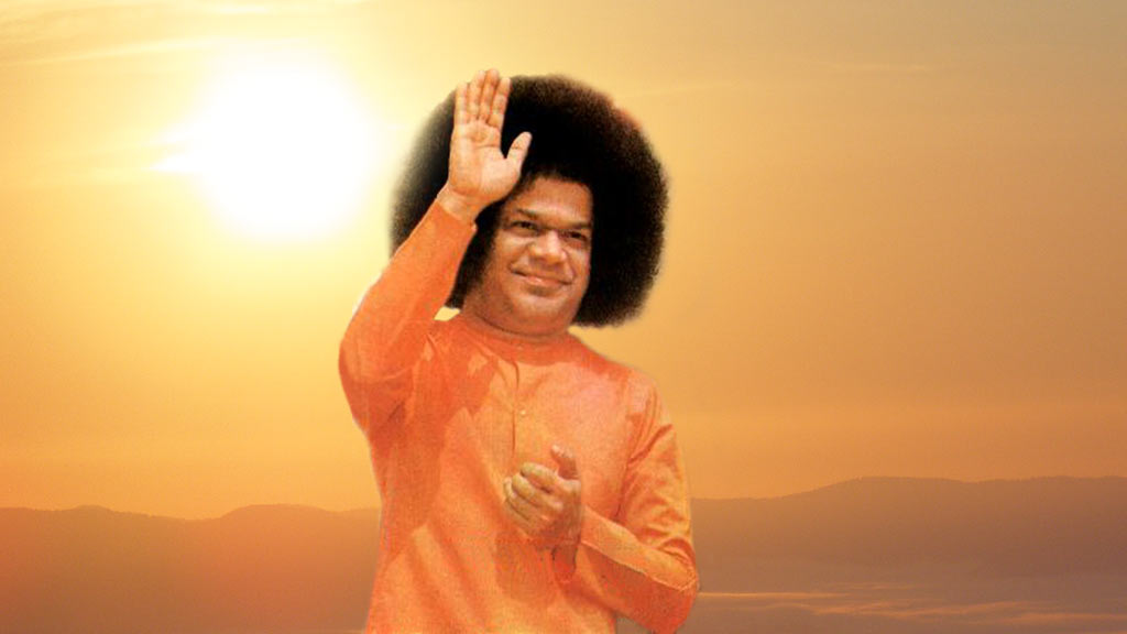 Sathya Sai Baba Pictures Wallpapers